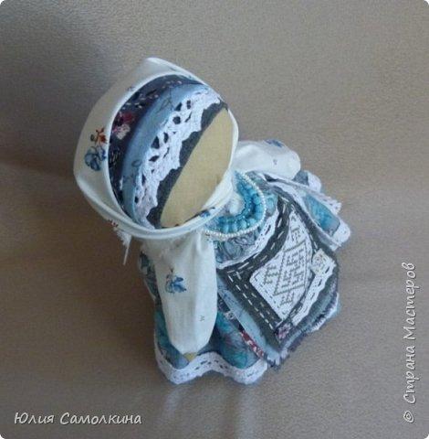 Кукла-оберег Цветок Папоротника фото 6