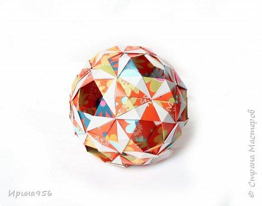 Sonnette МК http://stranamasterov.ru/node/513552 30 модулей 6,3 х 8,9 см. Размер - около 9 см.  фото 9