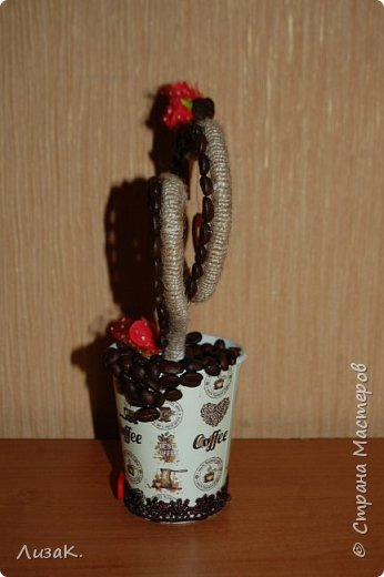 Здравствуйте, жители Страны Мастеров! Вот такое сердечко сделала в подарок своему любимому. Спасибо за идею мастерице Калирэна, ее работа: http://stranamasterov.ru/node/996750 фото 4