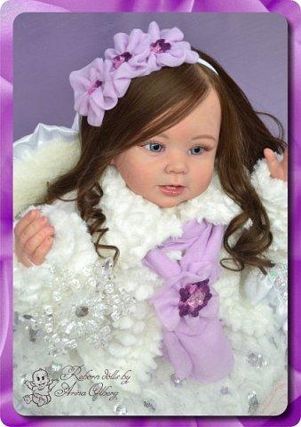 Здравствуйте девочки-мастерицы! Хочу вас познакомить с моей новой работой- куколкой Паулиной. Девочка создана в подарок для салона-красоты. фото 11