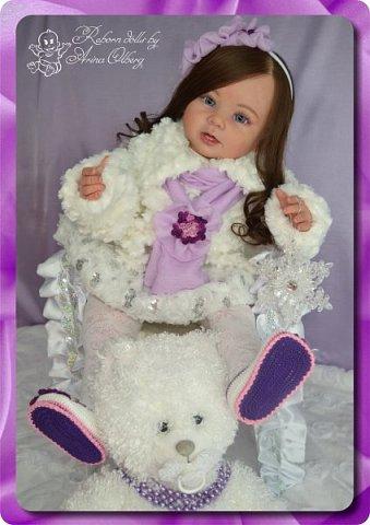 Здравствуйте девочки-мастерицы! Хочу вас познакомить с моей новой работой- куколкой Паулиной. Девочка создана в подарок для салона-красоты. фото 12