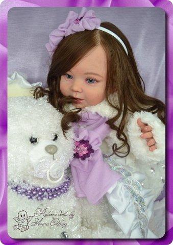 Здравствуйте девочки-мастерицы! Хочу вас познакомить с моей новой работой- куколкой Паулиной. Девочка создана в подарок для салона-красоты. фото 13