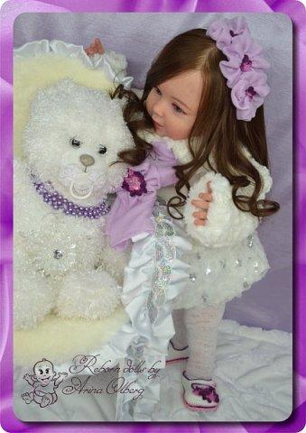 Здравствуйте девочки-мастерицы! Хочу вас познакомить с моей новой работой- куколкой Паулиной. Девочка создана в подарок для салона-красоты. фото 14
