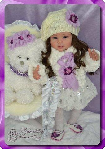 Здравствуйте девочки-мастерицы! Хочу вас познакомить с моей новой работой- куколкой Паулиной. Девочка создана в подарок для салона-красоты. фото 15