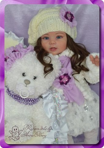 Здравствуйте девочки-мастерицы! Хочу вас познакомить с моей новой работой- куколкой Паулиной. Девочка создана в подарок для салона-красоты. фото 17