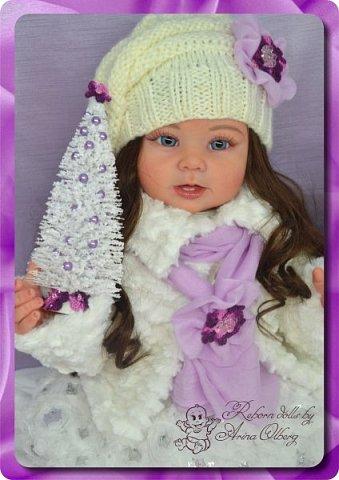 Здравствуйте девочки-мастерицы! Хочу вас познакомить с моей новой работой- куколкой Паулиной. Девочка создана в подарок для салона-красоты. фото 18