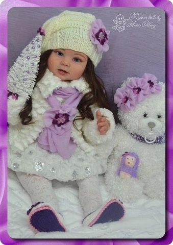 Здравствуйте девочки-мастерицы! Хочу вас познакомить с моей новой работой- куколкой Паулиной. Девочка создана в подарок для салона-красоты. фото 19