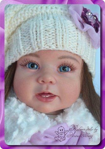 Здравствуйте девочки-мастерицы! Хочу вас познакомить с моей новой работой- куколкой Паулиной. Девочка создана в подарок для салона-красоты. фото 2