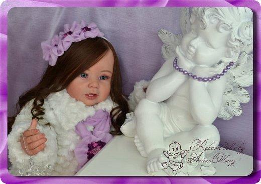 Здравствуйте девочки-мастерицы! Хочу вас познакомить с моей новой работой- куколкой Паулиной. Девочка создана в подарок для салона-красоты. фото 22