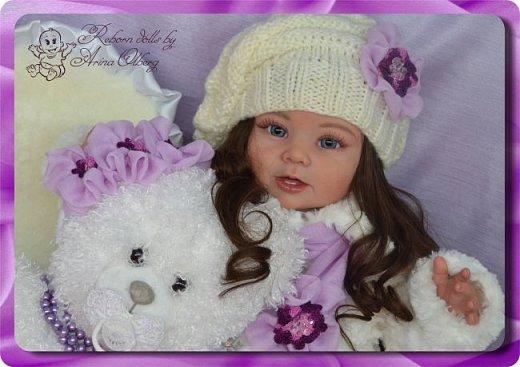 Здравствуйте девочки-мастерицы! Хочу вас познакомить с моей новой работой- куколкой Паулиной. Девочка создана в подарок для салона-красоты. фото 24