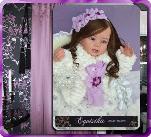 Здравствуйте девочки-мастерицы! Хочу вас познакомить с моей новой работой- куколкой Паулиной. Девочка создана в подарок для салона-красоты. фото 25