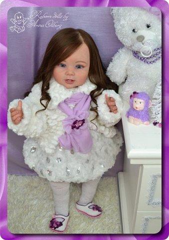 Здравствуйте девочки-мастерицы! Хочу вас познакомить с моей новой работой- куколкой Паулиной. Девочка создана в подарок для салона-красоты. фото 3