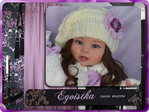 Здравствуйте девочки-мастерицы! Хочу вас познакомить с моей новой работой- куколкой Паулиной. Девочка создана в подарок для салона-красоты. фото 26