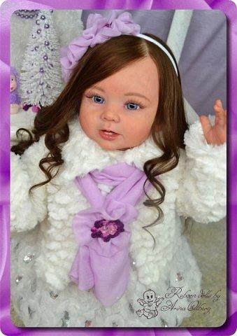 Здравствуйте девочки-мастерицы! Хочу вас познакомить с моей новой работой- куколкой Паулиной. Девочка создана в подарок для салона-красоты. фото 5