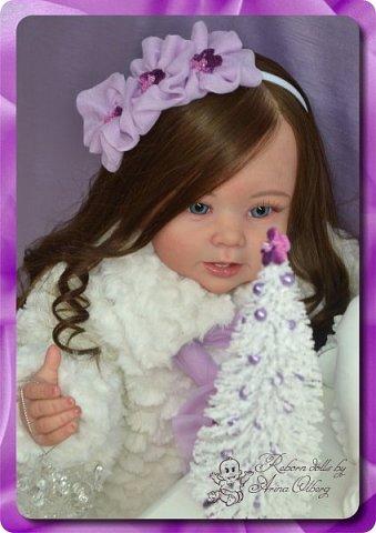 Здравствуйте девочки-мастерицы! Хочу вас познакомить с моей новой работой- куколкой Паулиной. Девочка создана в подарок для салона-красоты. фото 8