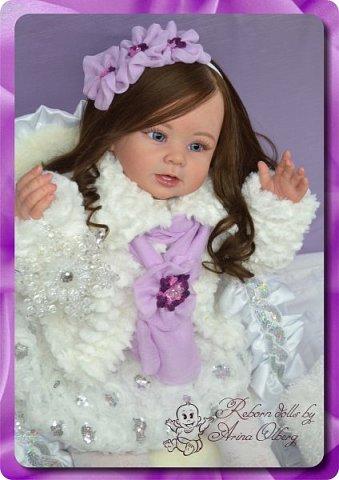 Здравствуйте девочки-мастерицы! Хочу вас познакомить с моей новой работой- куколкой Паулиной. Девочка создана в подарок для салона-красоты. фото 10