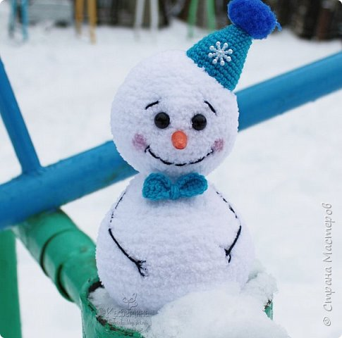 Снежные малыши фото 3