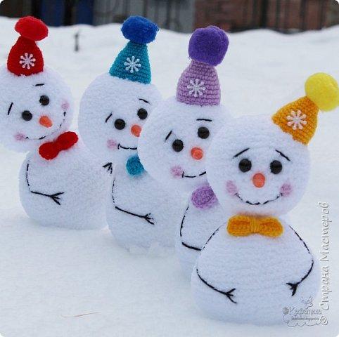 Снежные малыши фото 1