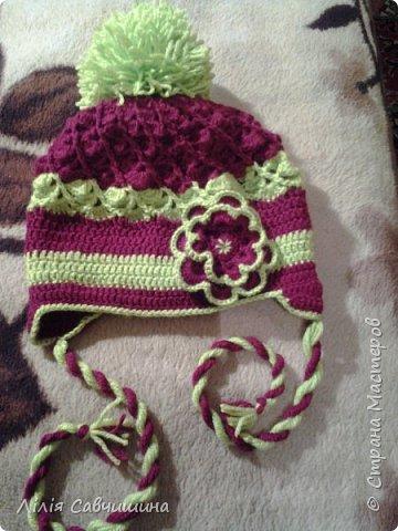 Вишиваночка для Анни) і шапочка для Настусі) фото 6