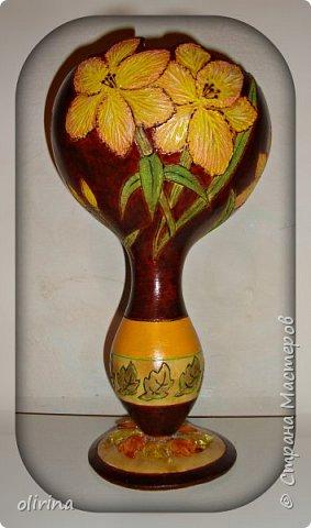 Доброго времени суток Страна М.Ещё одна ваза. фото 1