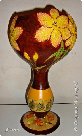 Доброго времени суток Страна М.Ещё одна ваза. фото 4
