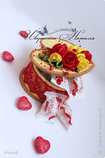 В предверии всемирного праздника всех влюбленных, решила поделиться с Вами своими валентинками фото 7