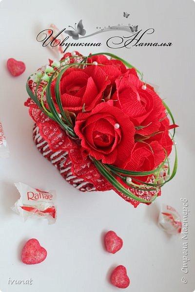 В предверии всемирного праздника всех влюбленных, решила поделиться с Вами своими валентинками фото 11