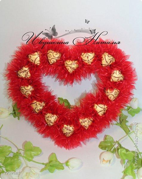 В предверии всемирного праздника всех влюбленных, решила поделиться с Вами своими валентинками фото 15