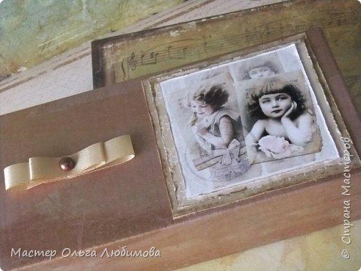 """Подарочная коробочка с розочками """"Сюрприз"""" фото 2"""
