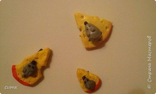 Мышки  с сыром 2