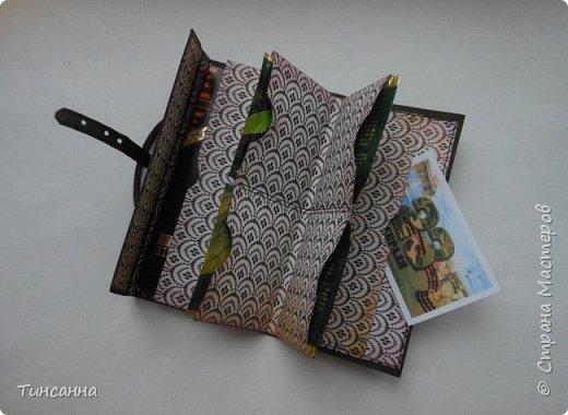 Шоколадница к празднику 23 февраля- подарок в виде  мужской сумочки - барсетки. фото 3