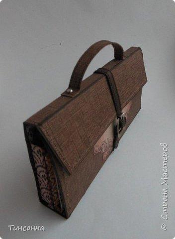 Шоколадница к празднику 23 февраля- подарок в виде  мужской сумочки - барсетки. фото 1