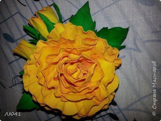 Как же без розы?