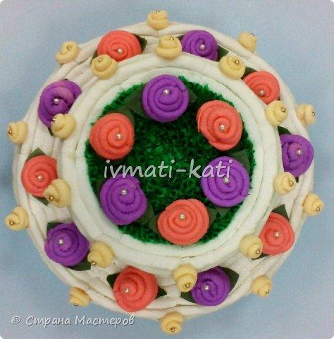 Праздничный торт фото 2