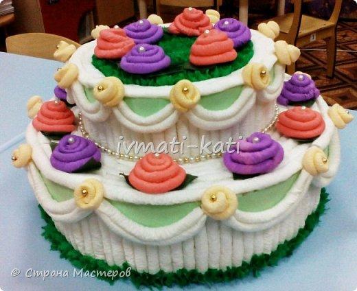 Праздничный торт фото 1