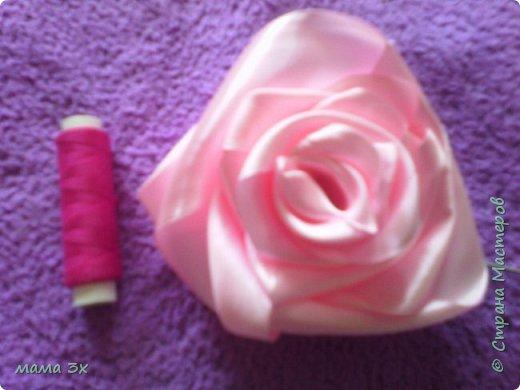 ободок с розами фото 4
