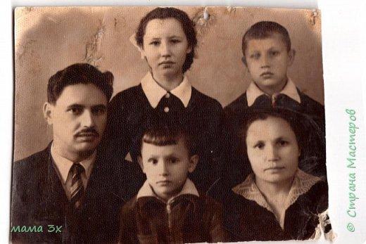 так я восстанавливала семейные фотографии жаль многое потеряно безвозвратно...... фото 7