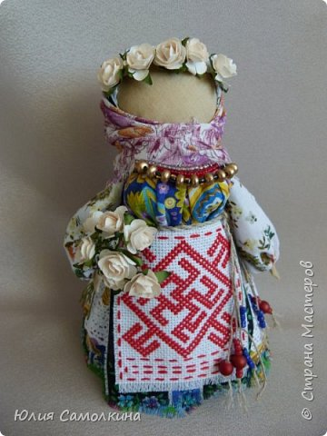 Кукла-оберег Одолень Трава фото 1