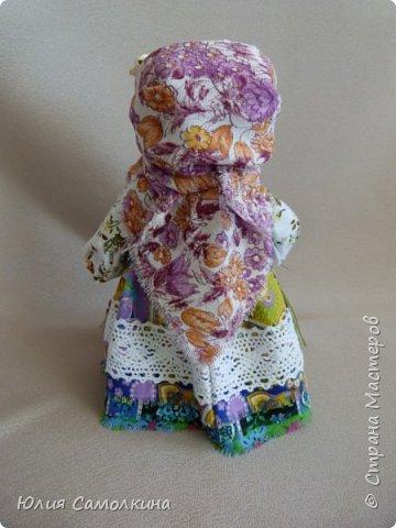 Кукла-оберег Одолень Трава фото 3