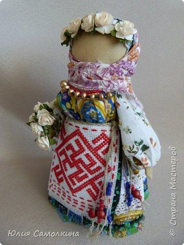Кукла-оберег Одолень Трава фото 4