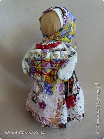 Кукла-оберег Московка (Плодородие, Семья) фото 1