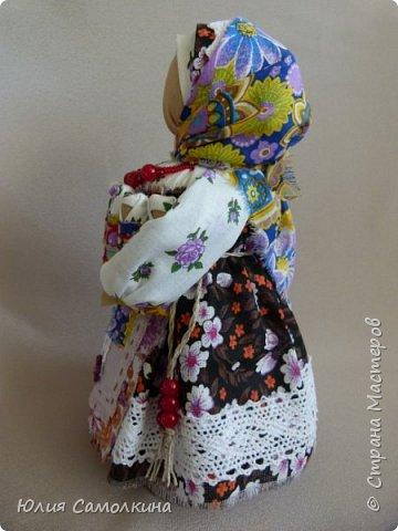 Кукла-оберег Московка (Плодородие, Семья) фото 2