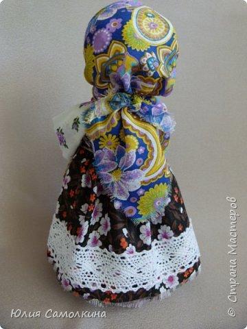 Кукла-оберег Московка (Плодородие, Семья) фото 3
