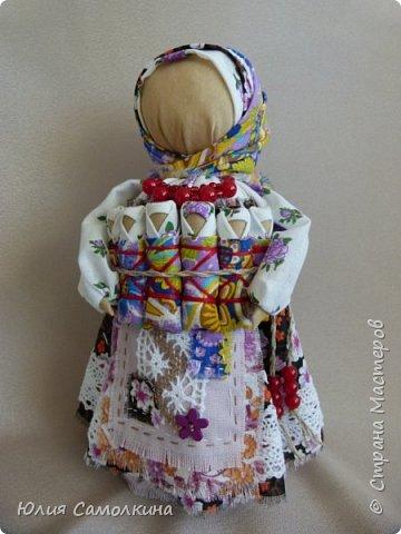 Кукла-оберег Московка (Плодородие, Семья) фото 5