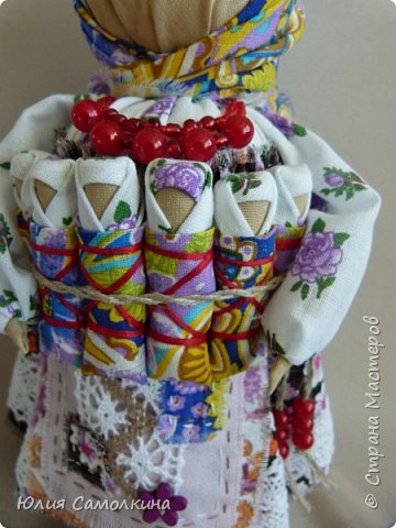 Кукла-оберег Московка (Плодородие, Семья) фото 6