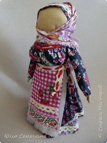 Кукла-оберег Рябинка фото 1
