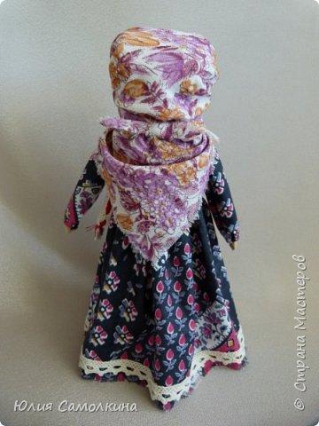 Кукла-оберег Рябинка фото 3