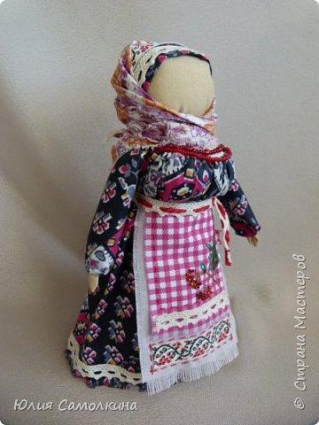 Кукла-оберег Рябинка фото 5