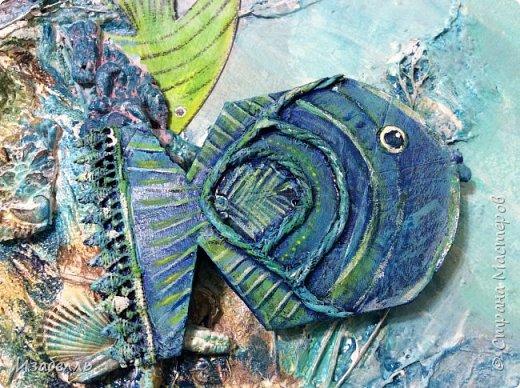 Материал для творчества всегда рядом с нами, самое главное найти идею и не отправить в мусор то, что нам еще пригодиться. Втулки от туалетной бумаги, у великих фантазеров, превращаются в произведения искусства.Сегодня из втулок мы будем делать чудо-рыб.Вот примеры разных пород фото 2