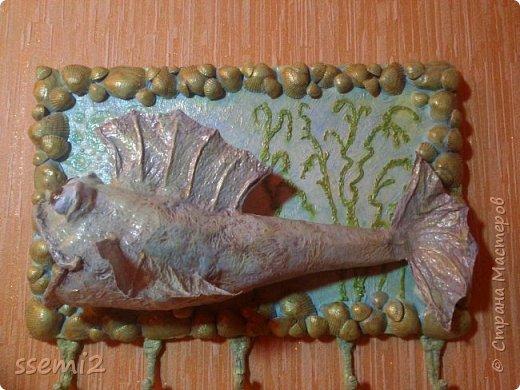 Попробовала сделать рыбу,  которых уже так много на сайте,  Теперь и моя добавилась.  Женихов и невест тоже хоть пруд пруди....   Так медленно грузятся картинки,  что забирают время на описание...  фото 3